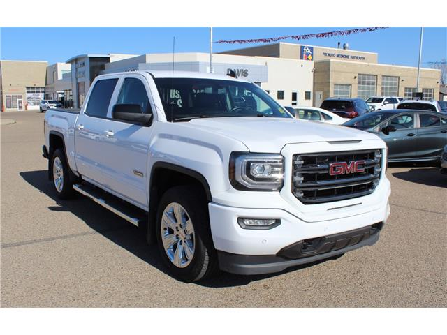 2017 GMC Sierra 1500 SLT (Stk: 153015) in Medicine Hat - Image 1 of 31