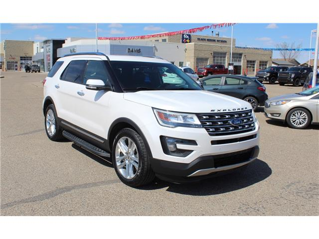 2016 Ford Explorer Limited (Stk: 190453) in Medicine Hat - Image 1 of 34