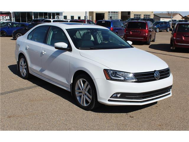 2016 Volkswagen Jetta 1.8 TSI Highline (Stk: 190478) in Medicine Hat - Image 1 of 31