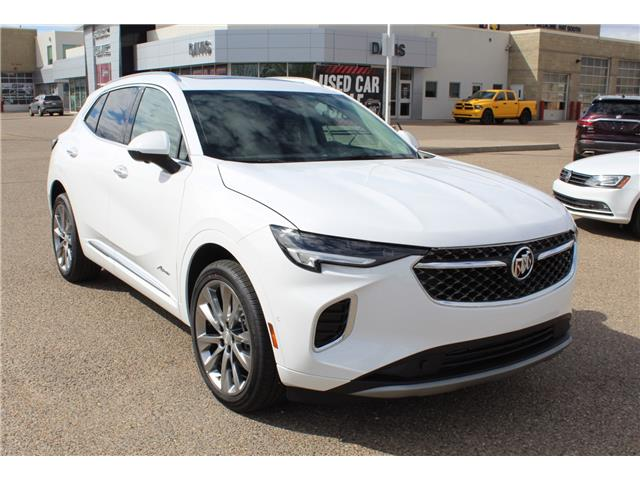 2021 Buick Envision Avenir (Stk: 190766) in Medicine Hat - Image 1 of 37