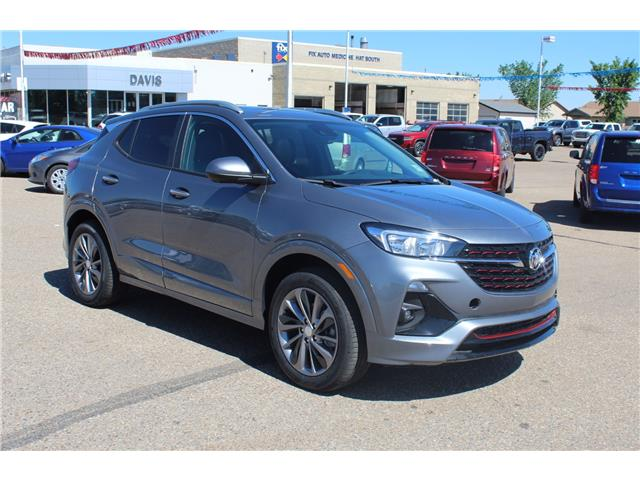 2021 Buick Encore GX Select (Stk: 191196) in Medicine Hat - Image 1 of 26