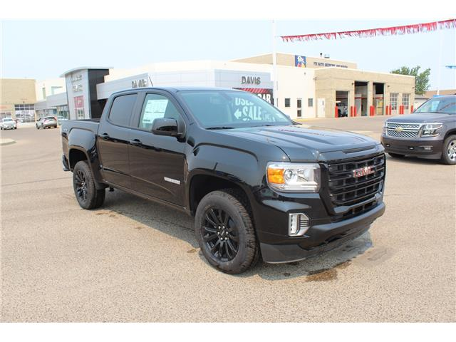 2021 GMC Canyon Elevation (Stk: 192448) in Medicine Hat - Image 1 of 33