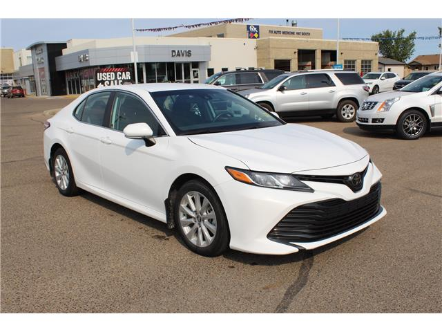 2020 Toyota Camry LE (Stk: 193157) in Medicine Hat - Image 1 of 27