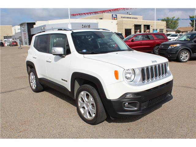 2017 Jeep Renegade Limited (Stk: 193296) in Medicine Hat - Image 1 of 32
