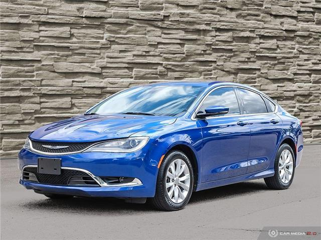 2015 Chrysler 200 C (Stk: K2013B) in Hamilton - Image 1 of 29