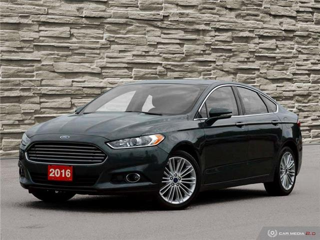 2016 Ford Fusion SE (Stk: K2522A) in Welland - Image 1 of 27