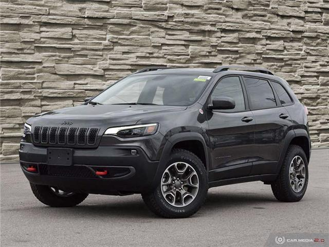 2020 Jeep Cherokee Trailhawk (Stk: L2034) in Welland - Image 1 of 27