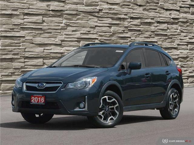 2016 Subaru Crosstrek Touring Package (Stk: L2178A) in Welland - Image 1 of 27
