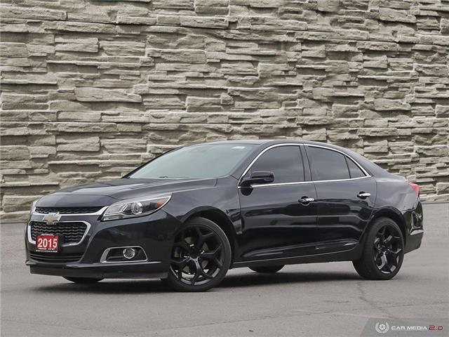 2015 Chevrolet Malibu 2LZ (Stk: L2051A) in Welland - Image 1 of 27