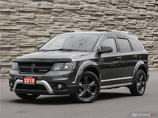 2018 Dodge Journey Crossroad (Stk: L2249A) in Welland - Image 1 of 27