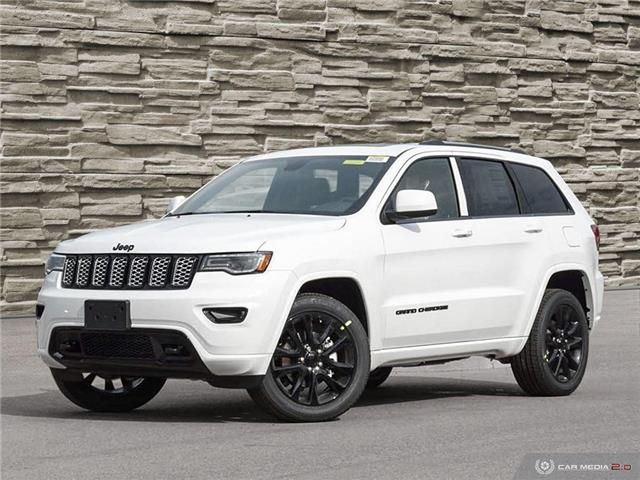 2020 Jeep Grand Cherokee Laredo (Stk: L2054) in Welland - Image 1 of 27