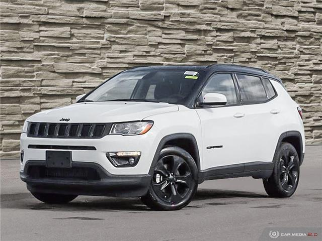 2020 Jeep Compass North (Stk: L2056) in Welland - Image 1 of 27