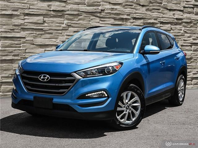 2016 Hyundai Tucson  (Stk: C5703A) in Brantford - Image 1 of 26