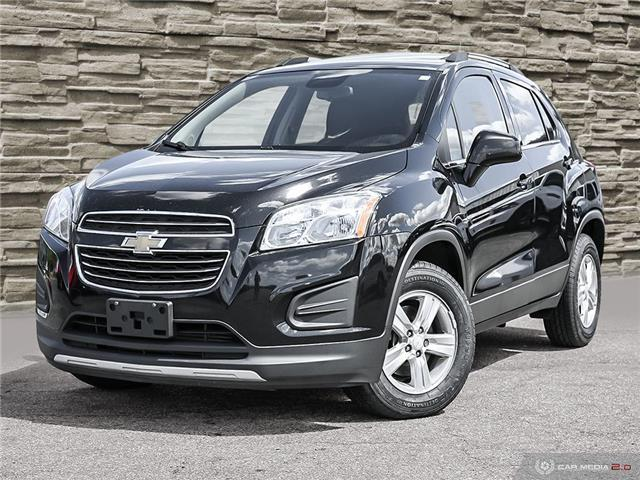 2016 Chevrolet Trax LT (Stk: J4128A) in Brantford - Image 1 of 27