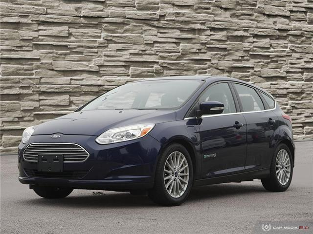 2017 Ford Focus Electric Base (Stk: L2163A) in Hamilton - Image 1 of 28