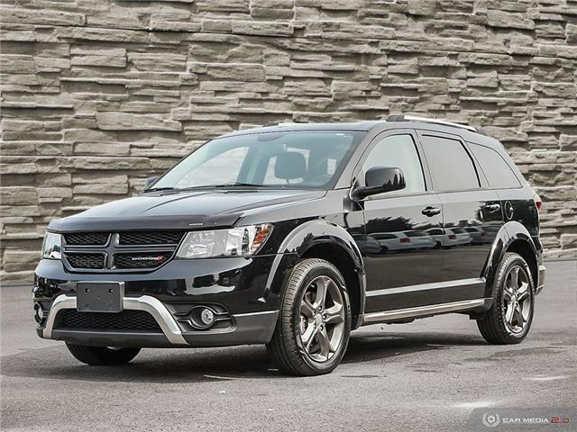 2015 Dodge Journey Crossroad (Stk: L8063A) in Hamilton - Image 1 of 30