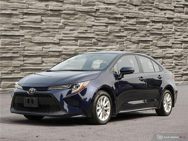 2020 Toyota Corolla LE (Stk: 15977A) in Hamilton - Image 1 of 30