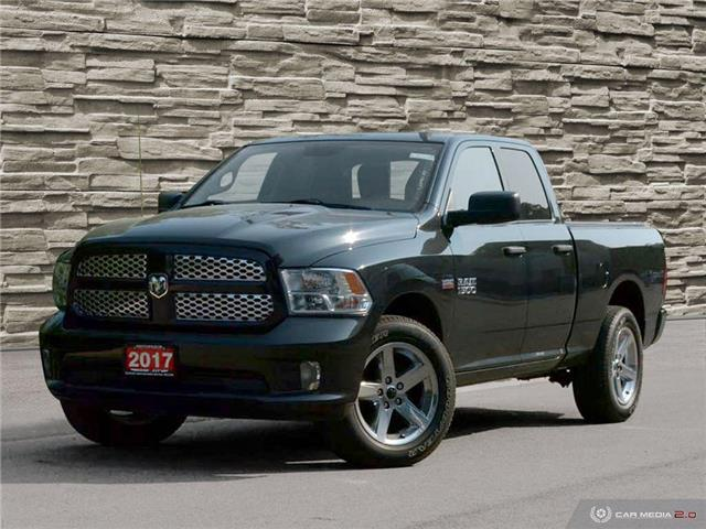 2017 RAM 1500 ST (Stk: L2012A) in Welland - Image 1 of 27