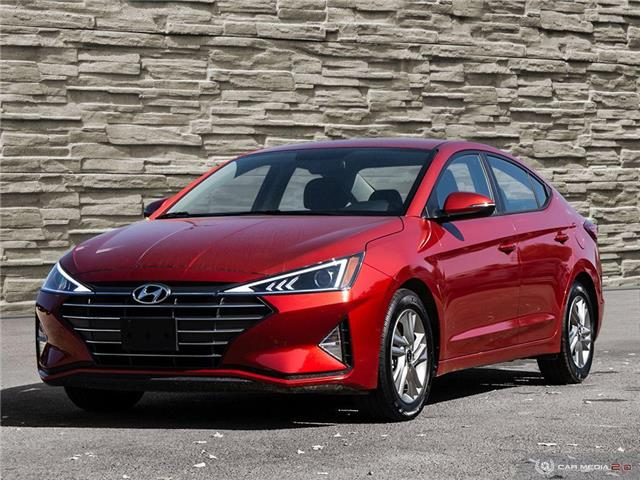 2020 Hyundai Elantra Preferred (Stk: 15971A) in Hamilton - Image 1 of 28