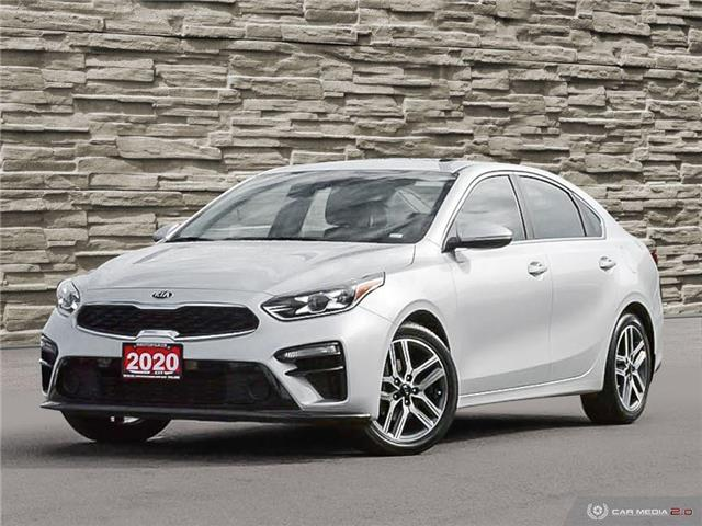 2020 Kia Forte  (Stk: P4044) in Welland - Image 1 of 27