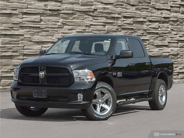 2018 RAM 1500 ST (Stk: L2303A) in Welland - Image 1 of 27
