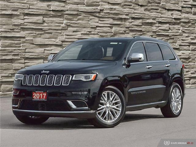 2017 Jeep Grand Cherokee Summit (Stk: L2339A) in Welland - Image 1 of 27