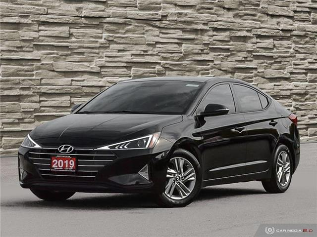 2019 Hyundai Elantra  (Stk: L2060A) in Welland - Image 1 of 27