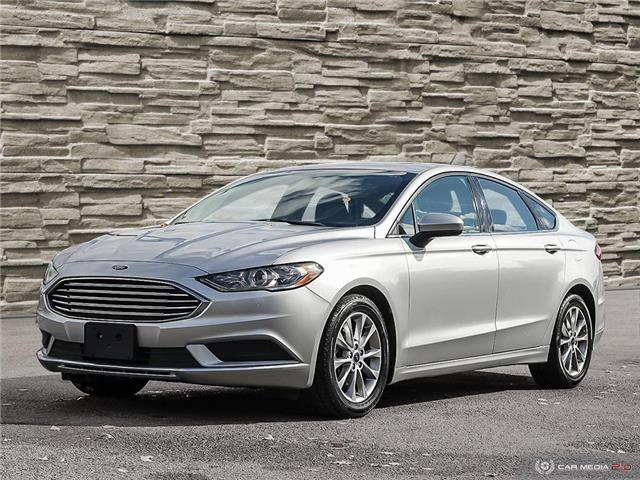 2017 Ford Fusion SE (Stk: K2347B) in Hamilton - Image 1 of 29