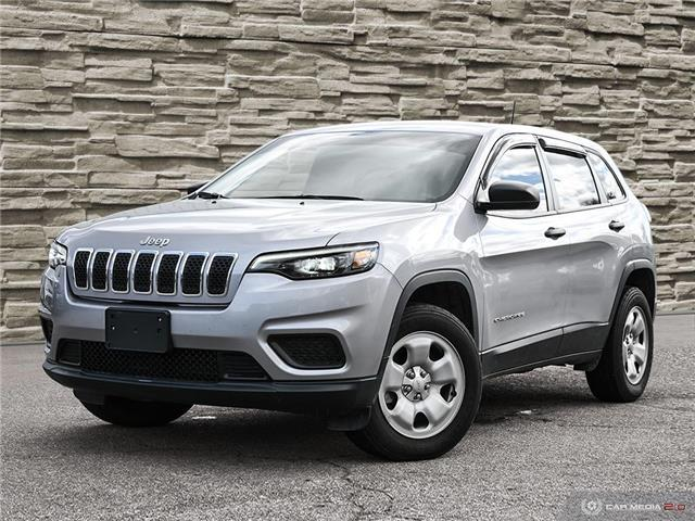 2019 Jeep Cherokee Sport (Stk: T8676A) in Brantford - Image 1 of 26