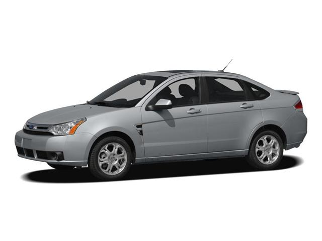 2008 Ford Focus  (Stk: T8662B) in Brantford - Image 1 of 2