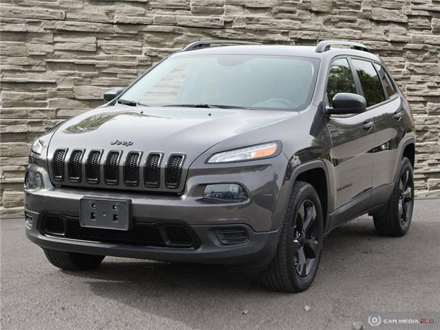 2018 Jeep Cherokee Sport (Stk: 15996A) in Hamilton - Image 1 of 27