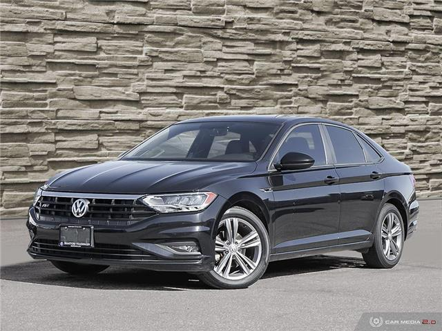 2019 Volkswagen Jetta 1.4 TSI Highline (Stk: 91307) in Brantford - Image 1 of 28