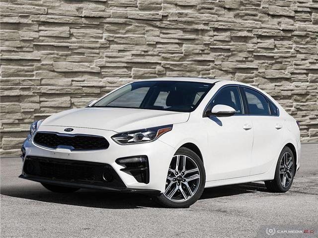 2020 Kia Forte  (Stk: 91310) in Brantford - Image 1 of 27