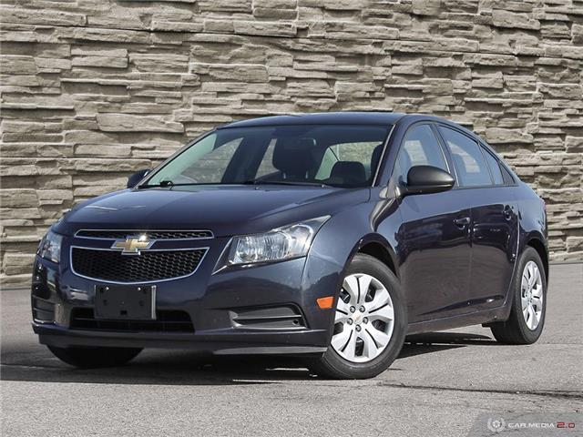 2014 Chevrolet Cruze 1LS (Stk: T8670B) in Brantford - Image 1 of 24
