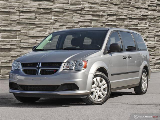 2017 Dodge Grand Caravan CVP/SXT (Stk: T8690B) in Brantford - Image 1 of 25