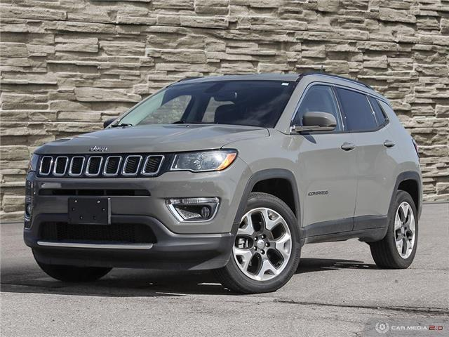 2019 Jeep Compass Limited (Stk: 91301) in Brantford - Image 1 of 27
