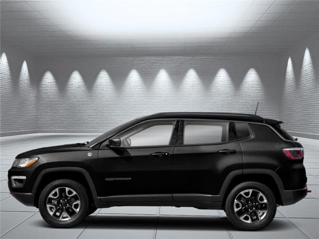 2020 Jeep Compass Trailhawk (Stk: L1142) in Hamilton - Image 1 of 1
