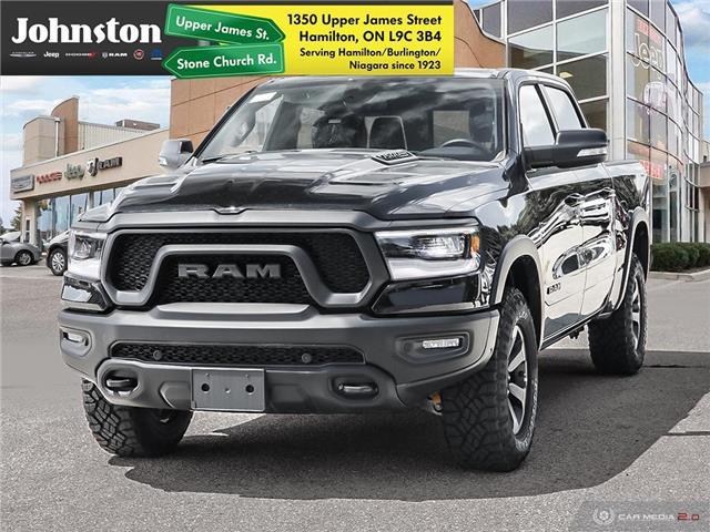 2020 RAM 1500 Rebel (Stk: L2022) in Hamilton - Image 1 of 27