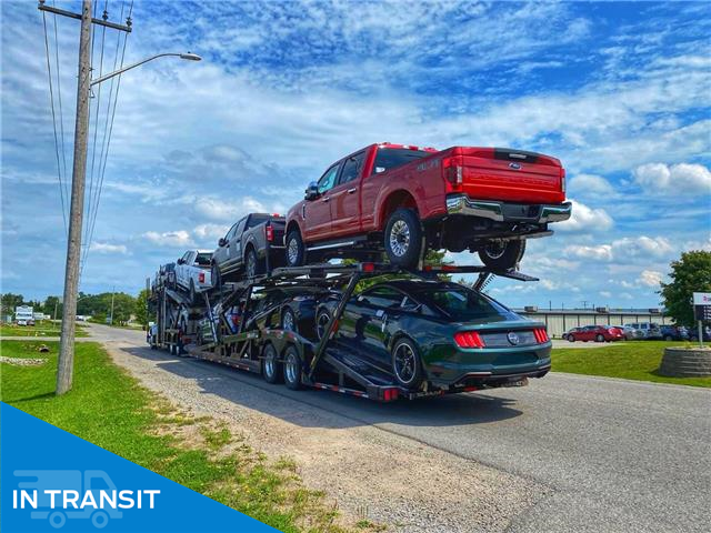 2021 Ford F-150 XLT (Stk: E28842) in Midland - Image 1 of 1