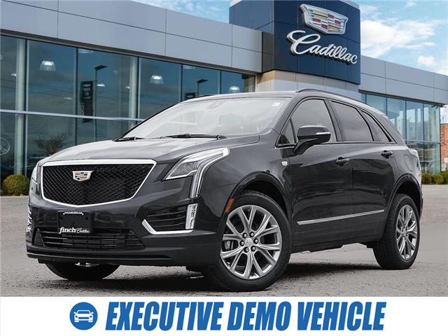 2020 Cadillac XT5 Sport 1GYKNGRS8LZ191636 149995 in London