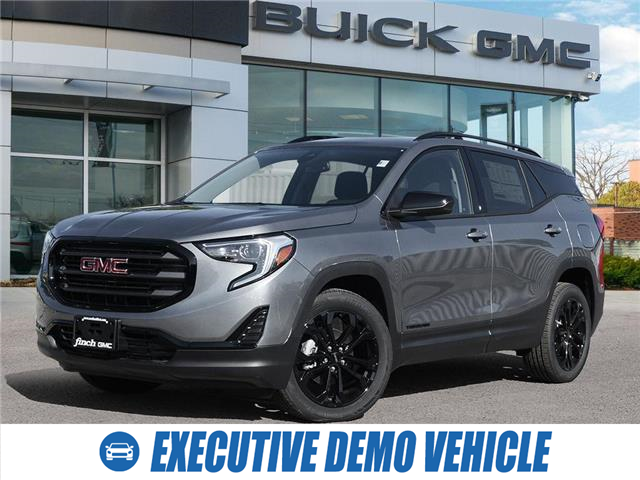 2020 GMC Terrain SLE (Stk: 147433) in London - Image 1 of 27