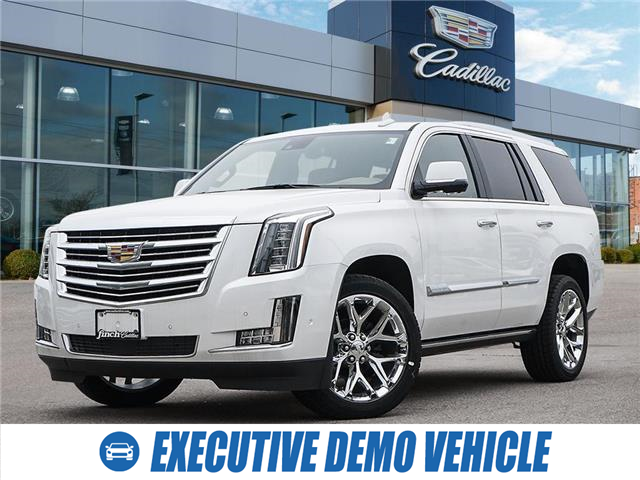 2020 Cadillac Escalade Platinum (Stk: 149771) in London - Image 1 of 27