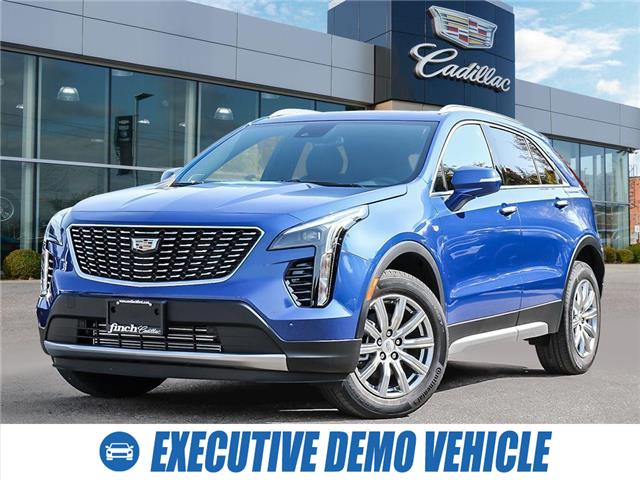 2021 Cadillac XT4 Premium Luxury (Stk: 152167) in London - Image 1 of 27