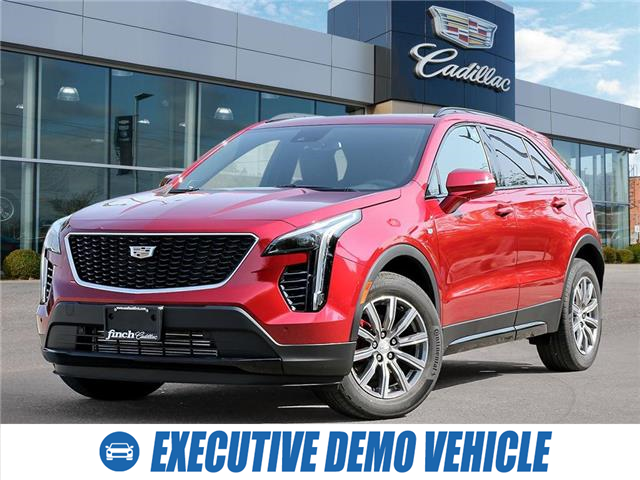 2021 Cadillac XT4 Sport (Stk: 152186) in London - Image 1 of 27