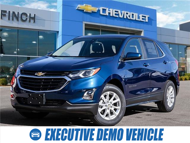 2021 Chevrolet Equinox LT (Stk: 152175) in London - Image 1 of 28