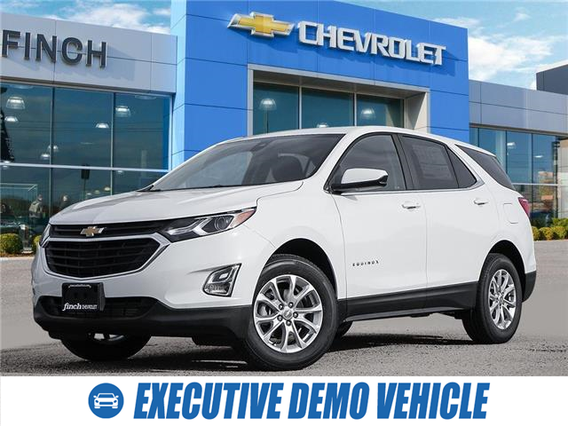 2021 Chevrolet Equinox LT (Stk: 152354) in London - Image 1 of 28