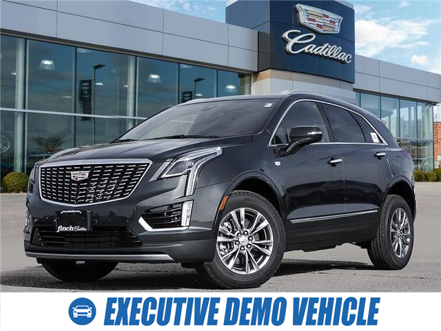 2021 Cadillac XT5 Premium Luxury (Stk: 152459) in London - Image 1 of 27