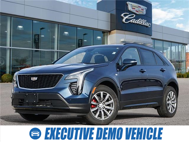 2021 Cadillac XT4 Sport (Stk: 152891) in London - Image 1 of 27
