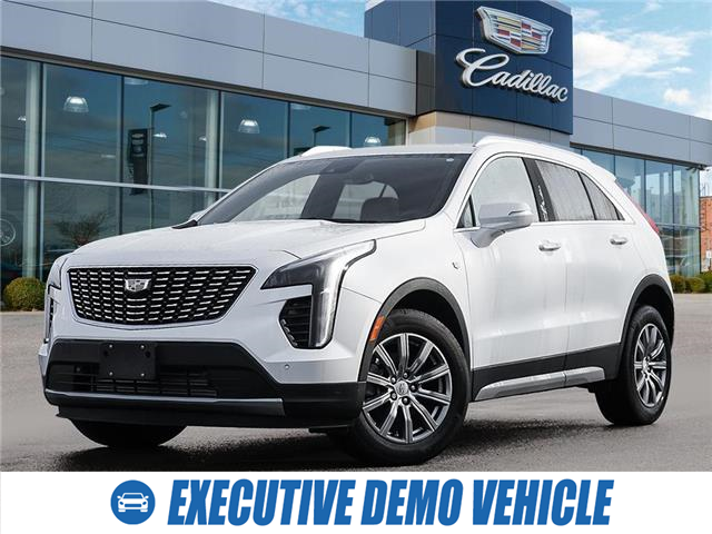 2021 Cadillac XT4 Premium Luxury (Stk: 152730) in London - Image 1 of 27