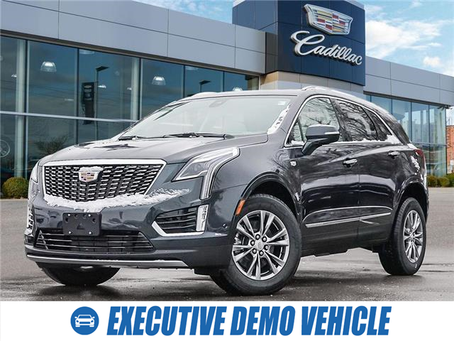 2021 Cadillac XT5 Premium Luxury (Stk: 153105) in London - Image 1 of 27